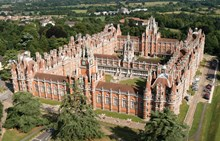 Egham, Royal Holloway